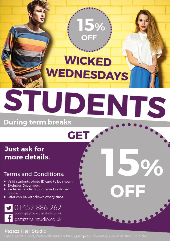 Wicked Wednesdays Poster